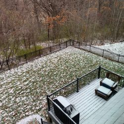 Photo Of Northland Fence Minnesota Fridley Mn United States Back Yard