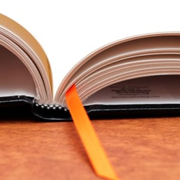Whites Law Bindery   Thesis Printing And Binding   Thesis Binding     Duffy Bookbinders thesis service image