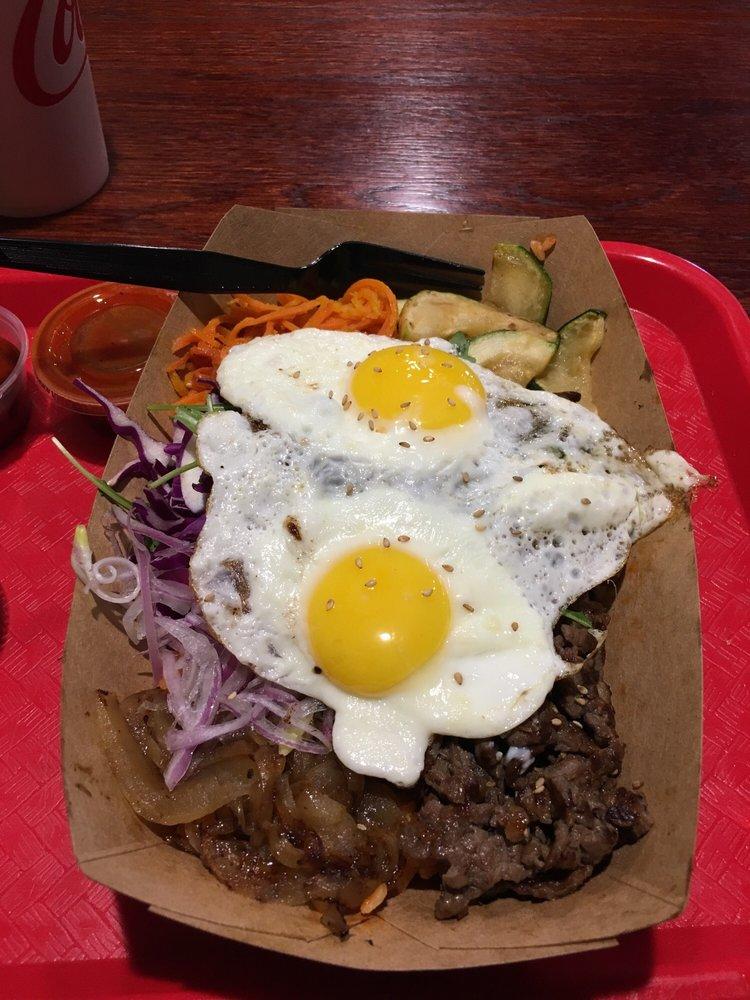 Ninja Hibachi & Burger: 997 Henderson St, Mount Olive, NC