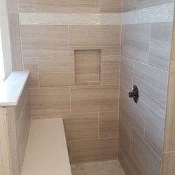 quality showers and tile work 63 photos countertop installation