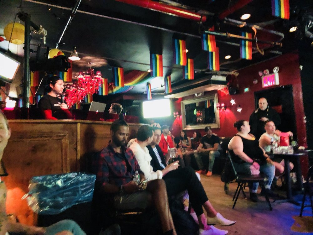 The Stonewall Inn: 53 Christopher St, New York, NY