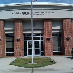 social security office raleigh nc