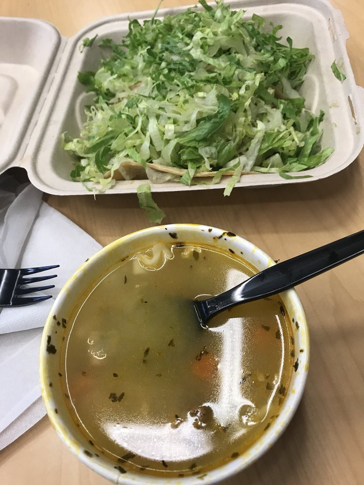 UCSD Medical Center Cafeteria