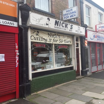 Nick s mens hair stylists hair salons 18 clayton road for Nick s hair salon
