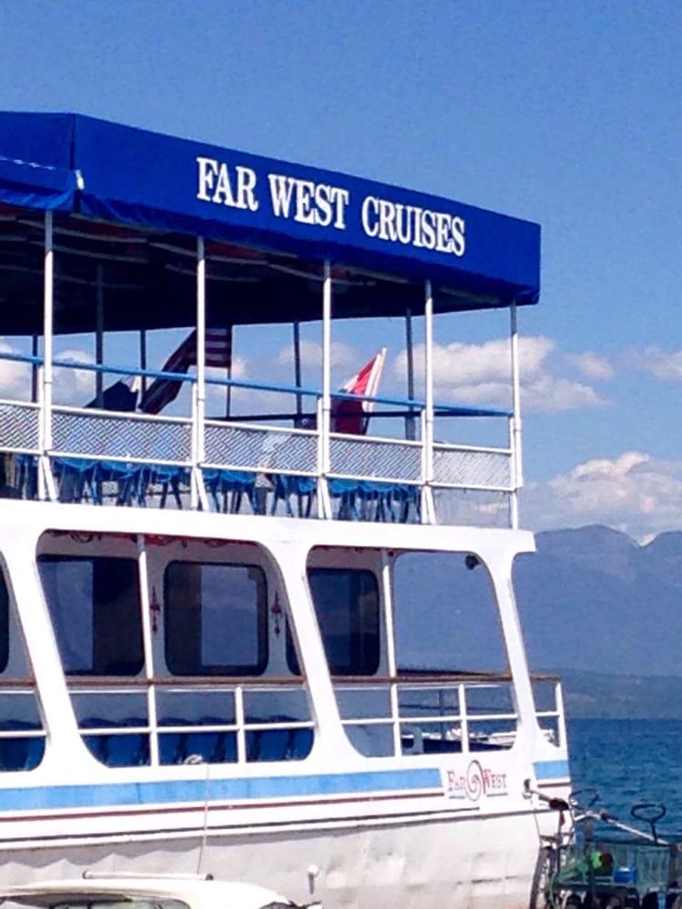 Far West Boat Tours: Lakeside, MT