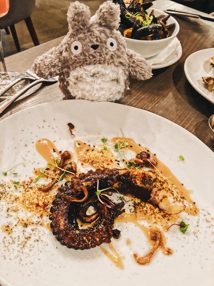 Social Spots from Noona Meat & Seafood