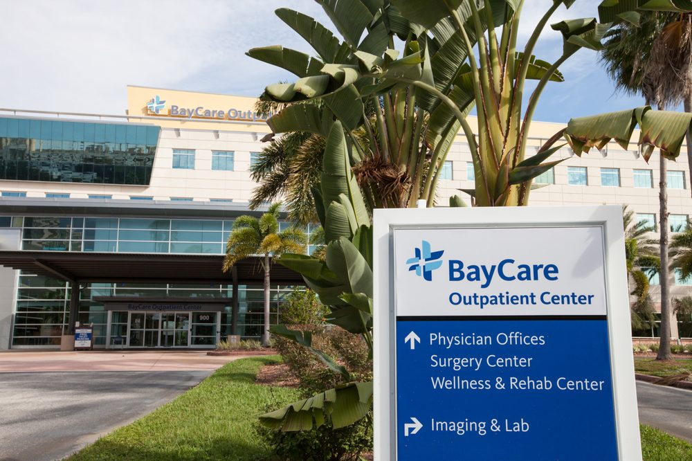 BayCare Fitness Center: 900 Carillon Pkwy, Saint Petersburg, FL