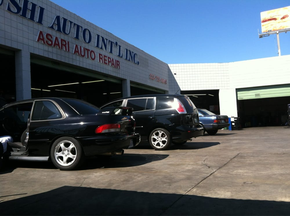 Car Air Conditioning Repair Los Angeles