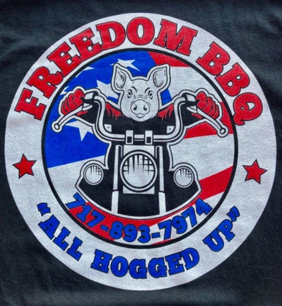 Freedom BBQ: 251 N George St, York, PA