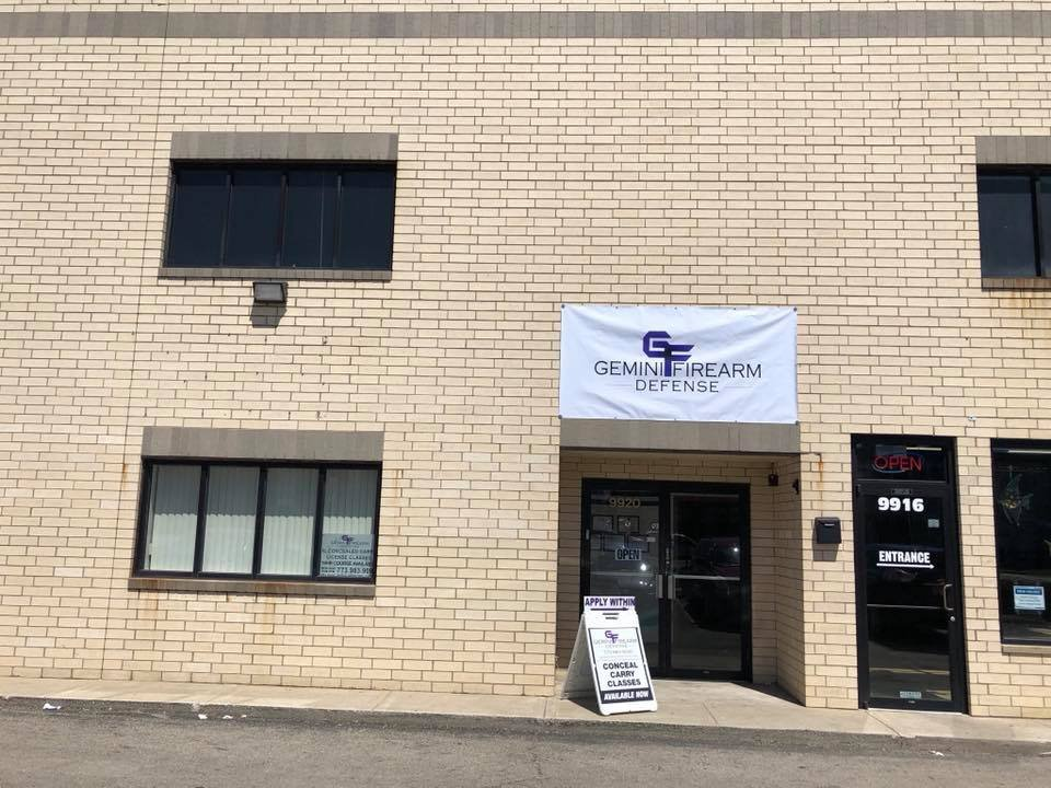 Gemini Firearm Defense: 9920 Roosevelt, Westchester, IL