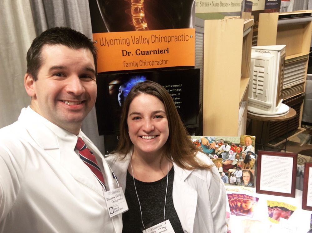 Wyoming Valley Chiropractic Center: 1247 Wyoming Ave, Kingston, PA