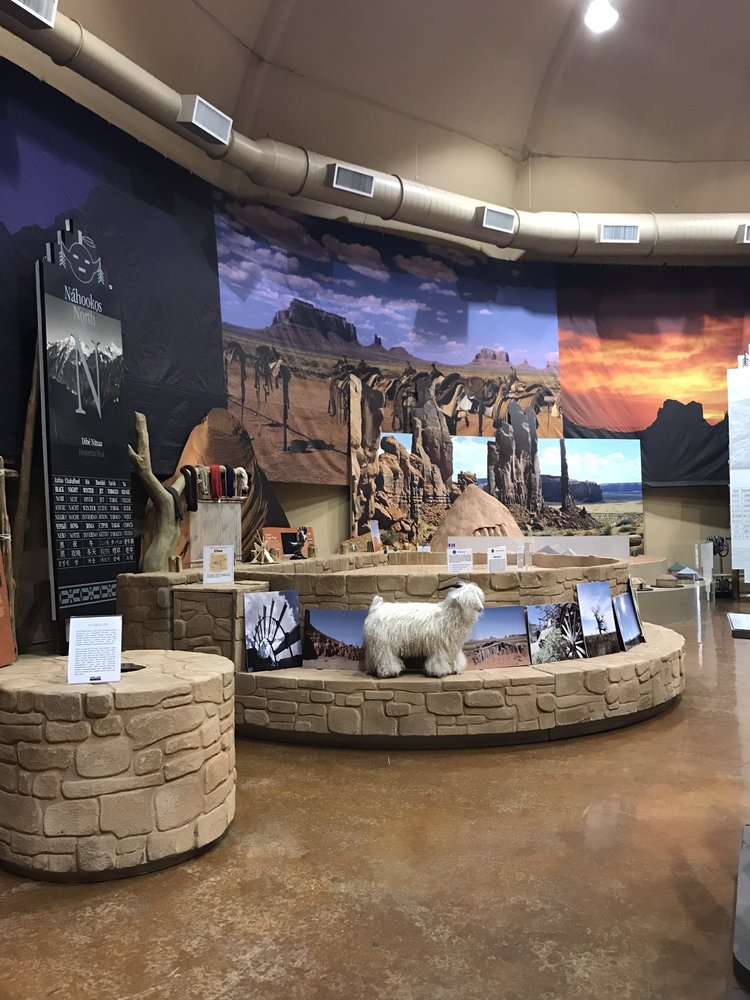 Navajo Interactive Museum: Corner Of Main And Moenave/Edgewater, Tuba City, AZ