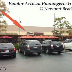Pandor Bakery And Cafe Newport Beach Ca