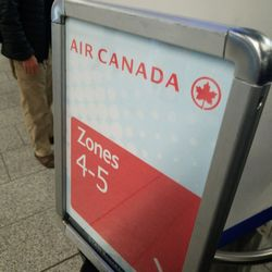 Air Canada - Airlines - Hahnstr  70, Niederrad, Frankfurt
