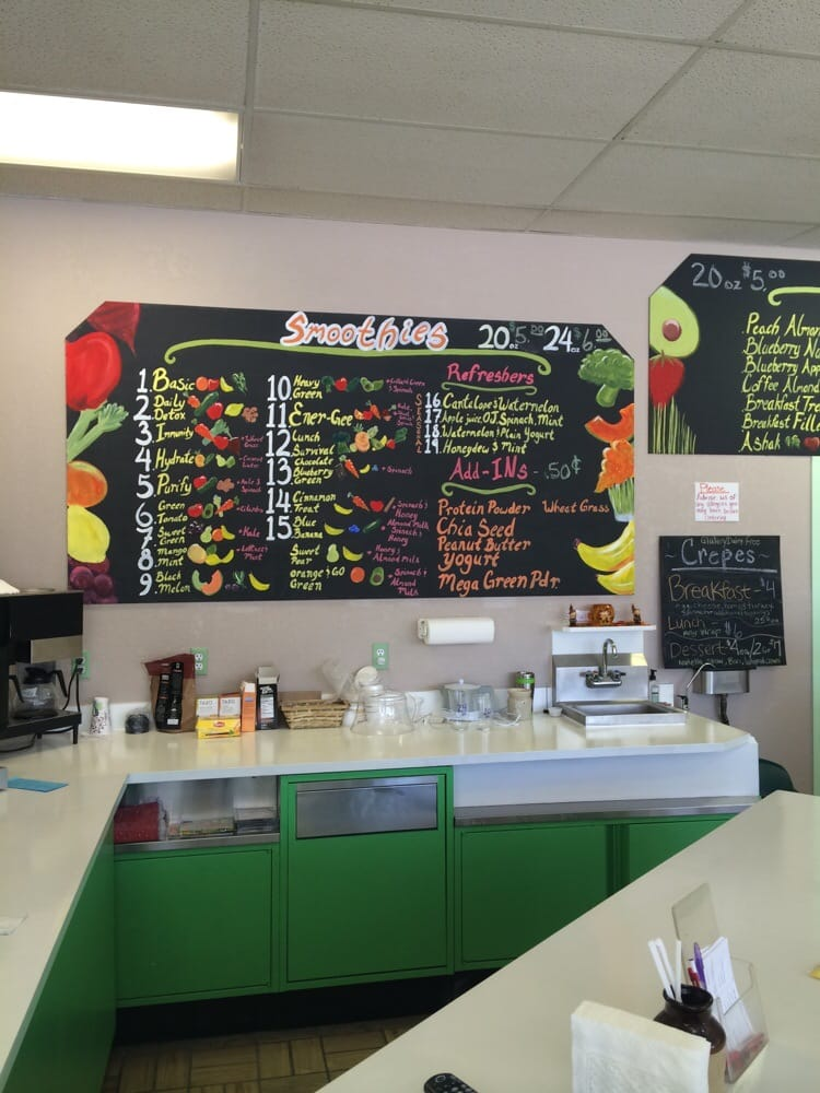 Smoothys Juice Bar: 504 W Ave, Alamosa, CO