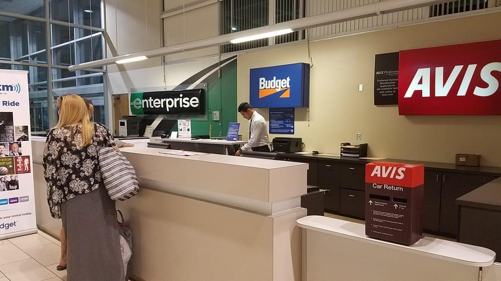 Avis Rent A Car: 14700 Terminal Blvd, Clearwater, FL