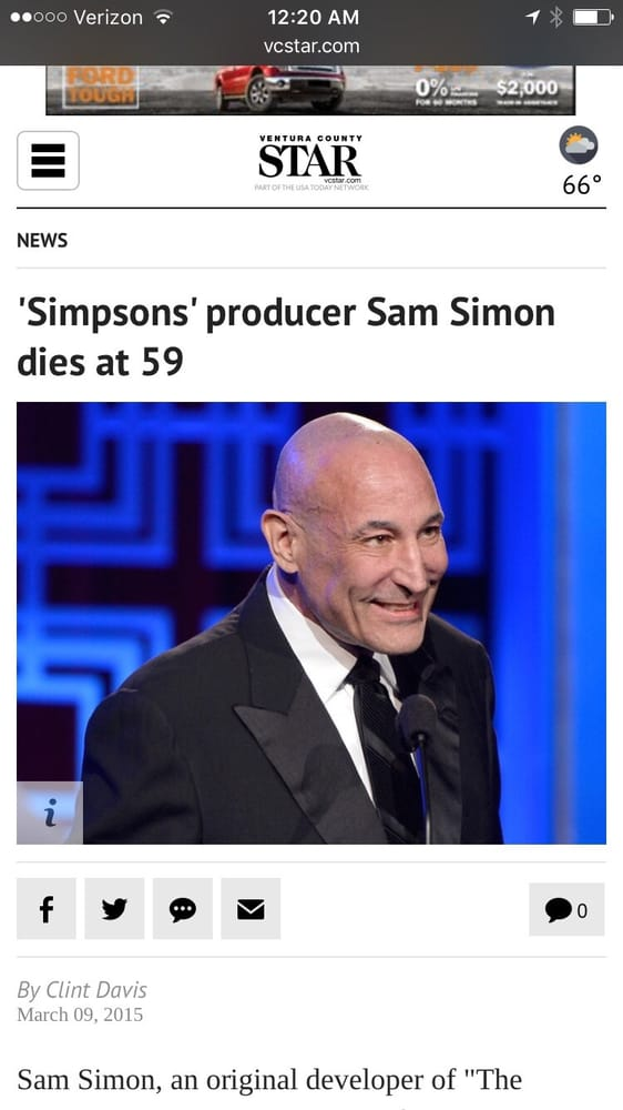The Sam Simon Foundation: 30765 Pacific Coast Hwy, Malibu, CA