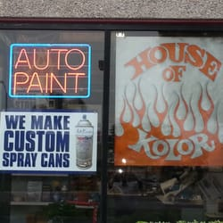 L P Automotive Paint And Supply Paint Stores 1261 N Lakeview
