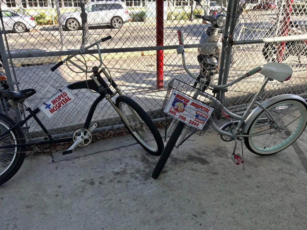 Moped Hospital: 601 Truman Ave, Key West, FL