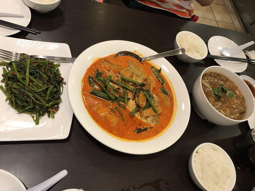 Lai Huat Sambal Fish Restaurant Singapore