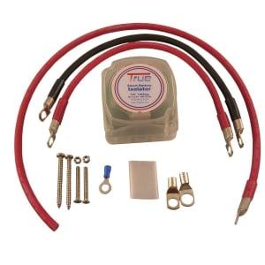 DFNA Dual Battery Isolator Kit: 4608 Williams Valley Rd, Clayton, WA