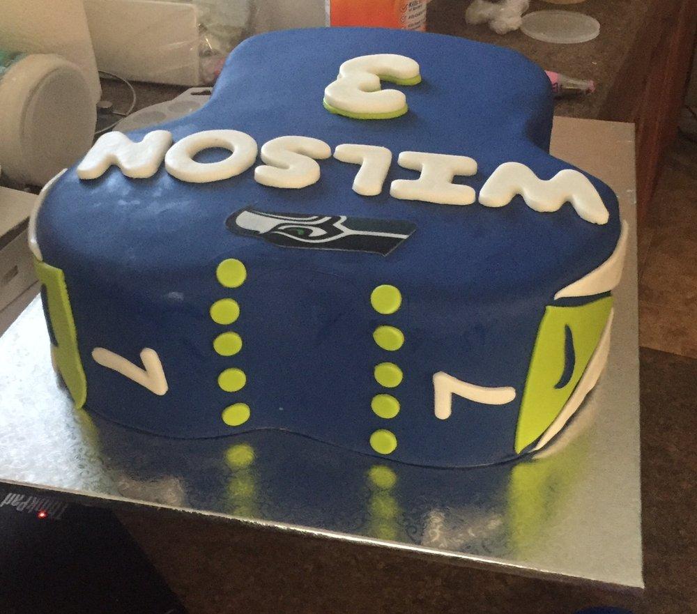 Photo Of Custom Created Cakes By Brandi