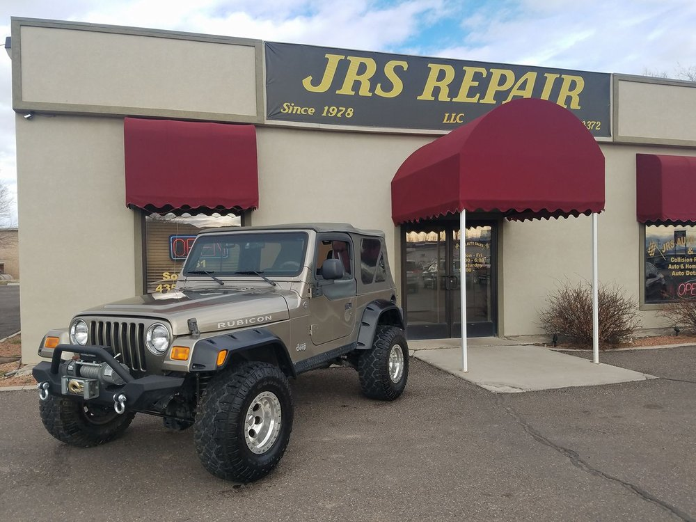 Jrs Repair & Automotive Detailing: 70 E Center St, Richfield, UT