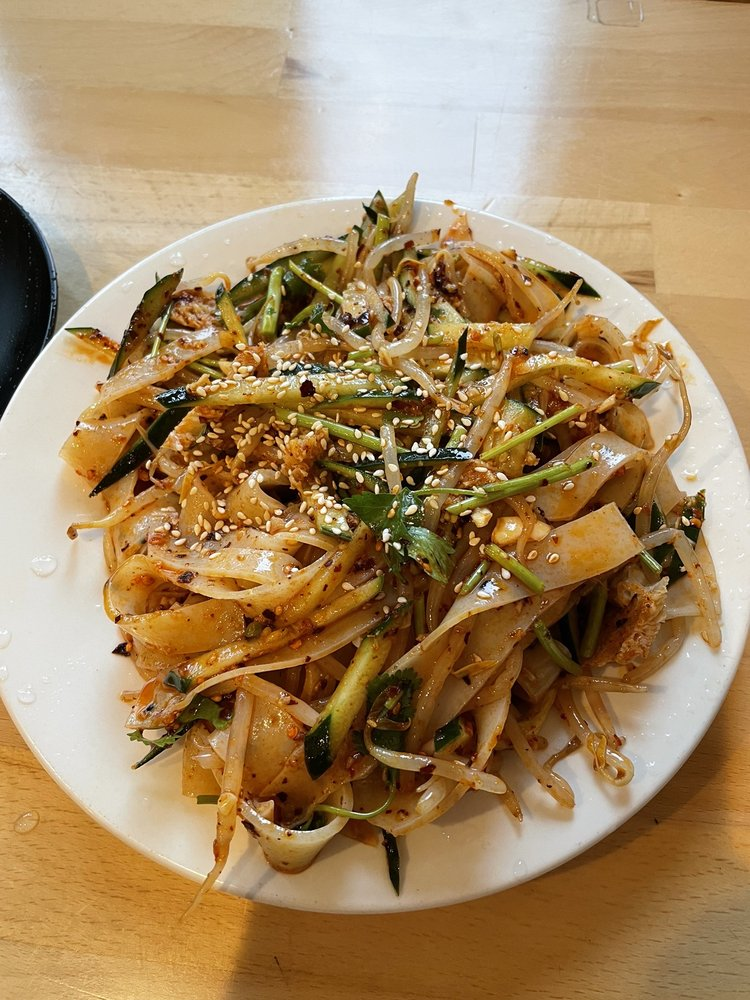 Food from Lanzhou Fresh Noodles