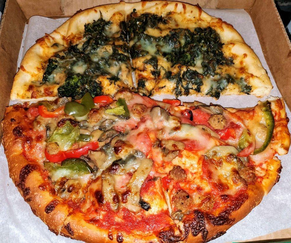 Ianazone's Homemade Pizza: 207 E Marshall Rd, Mc Donald, OH