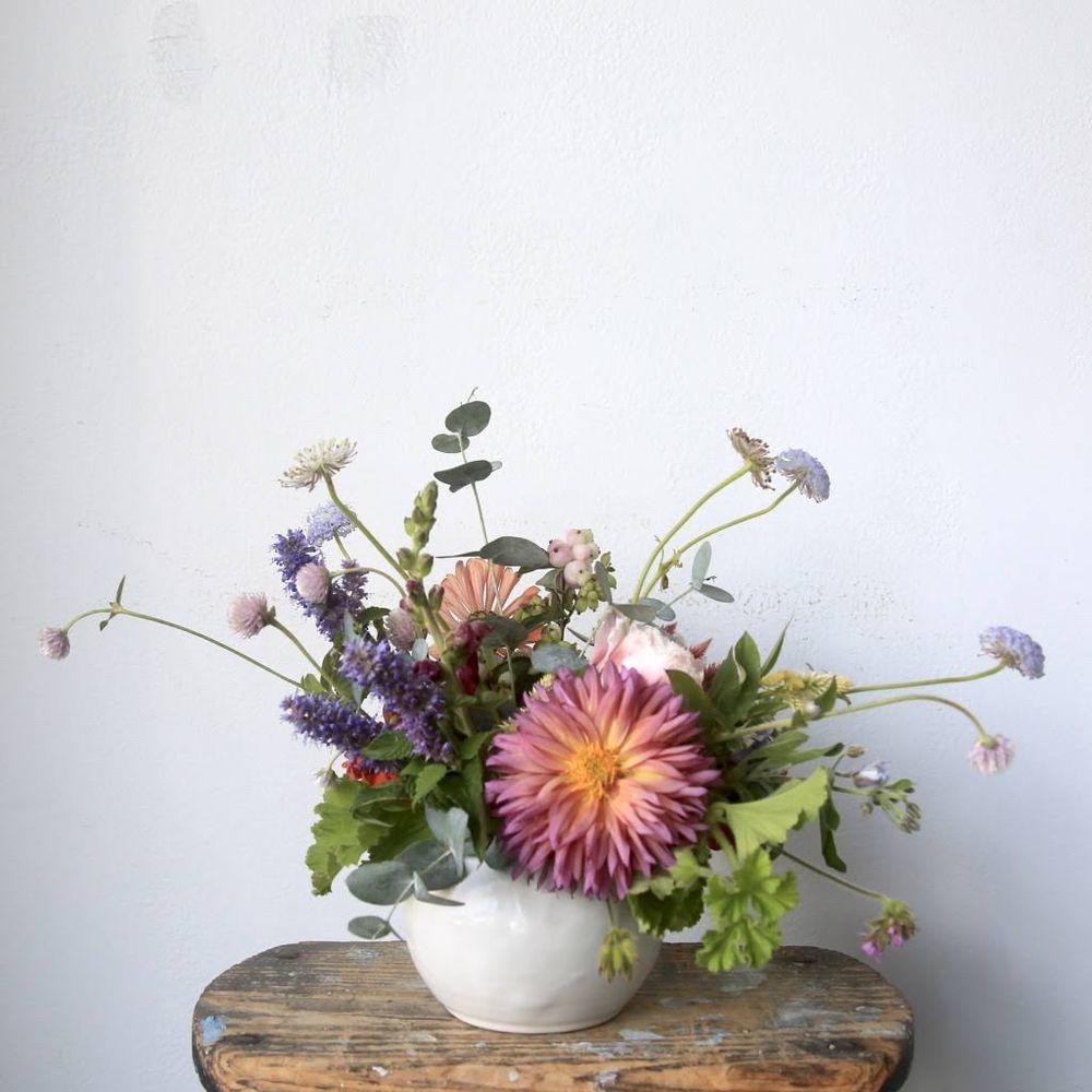 Flowerkraut: 722 Warren St, Hudson, NY