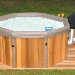 Photo Of Hot Tub Hire   Harwich, Essex, United Kingdom. Canadian Spa