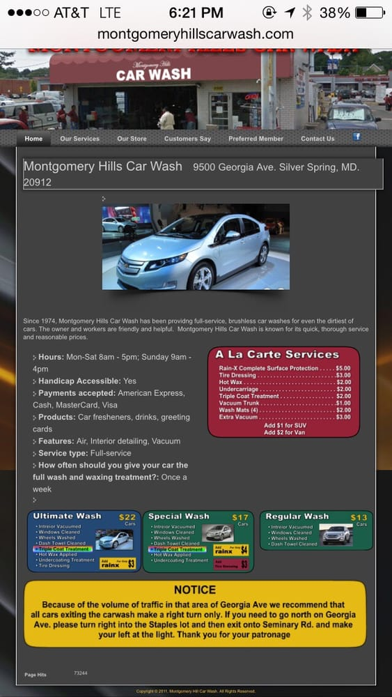 Montgomery hills car wash 32 photos 113 reviews car wash montgomery hills car wash 32 photos 113 reviews car wash 9500 georgia ave silver spring md phone number yelp solutioingenieria Images