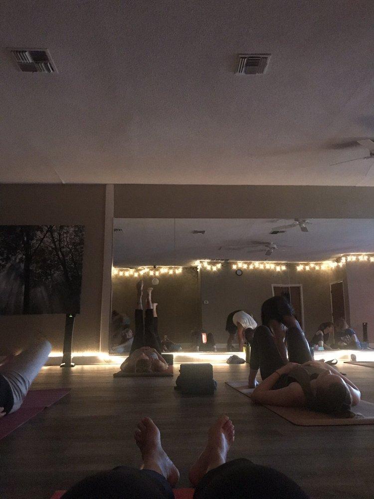 Social Spots from Trinity Yoga Studio
