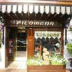 Filomena Ristorante logo