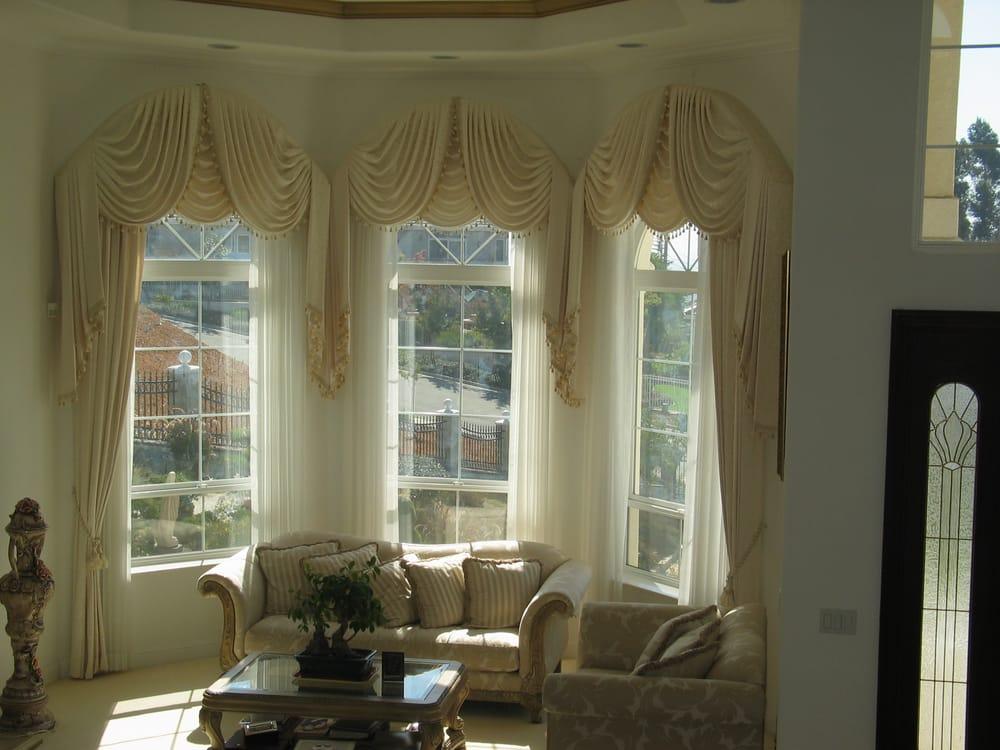 photos for lam 39 s custom draperies yelp. Black Bedroom Furniture Sets. Home Design Ideas