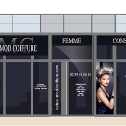Actuel Mod Coiffure Hair Salons 10 Mail Louise Bourgeois