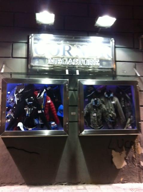 Corner Mega Store