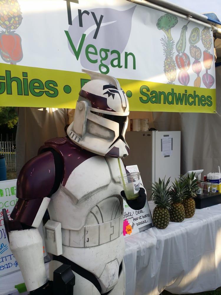 Vegan Food Trucks Nj