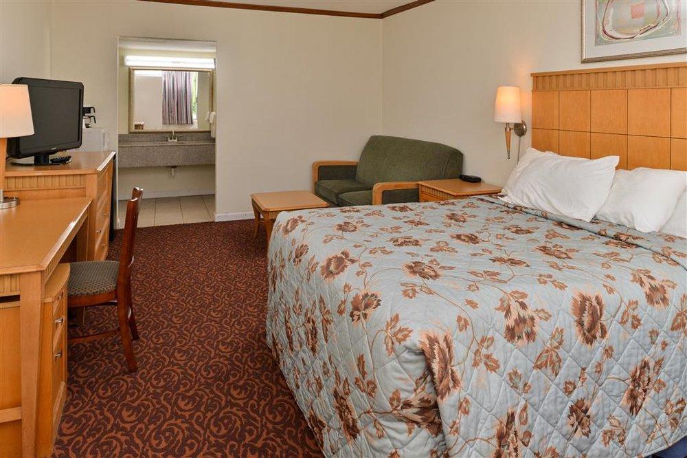 Americas Best Value Inn Pocomoke City: 1540 Ocean Highway, Pocomoke City, MD