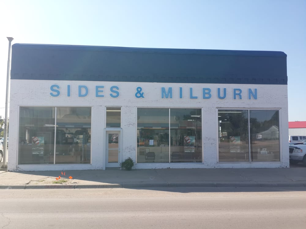 Sides and Milburn: 111 W 2nd St, Rushville, NE