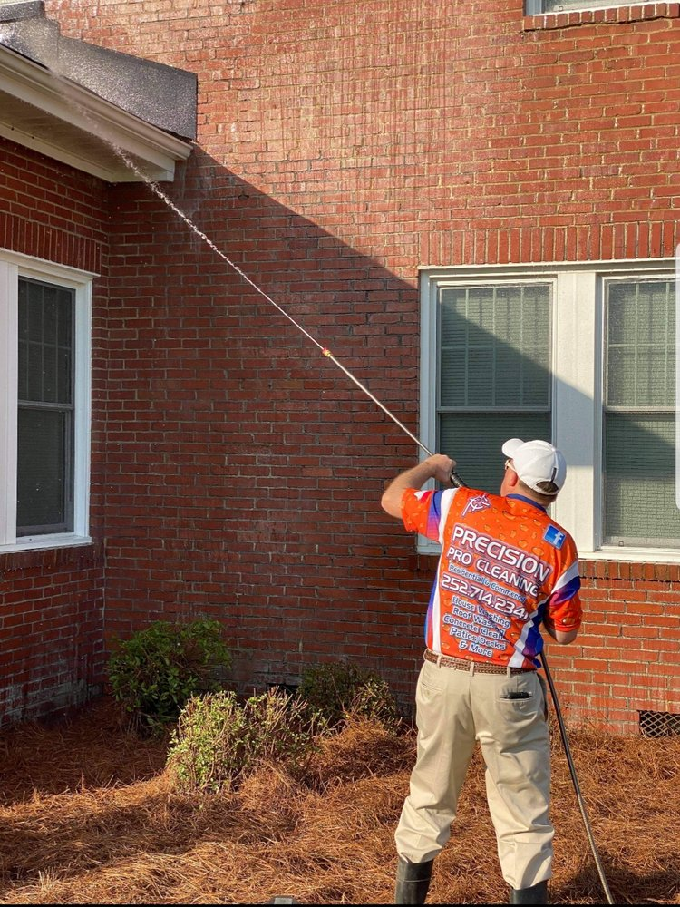 Precision Pro Cleaning: Greenville, NC