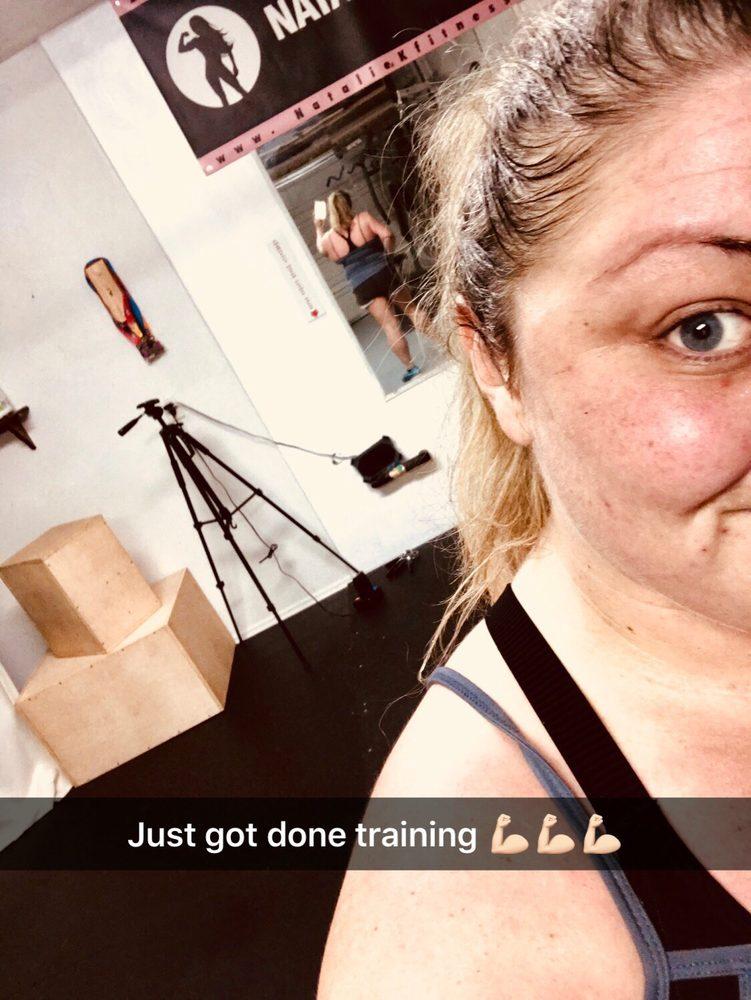 Natalie Kimball Fitness