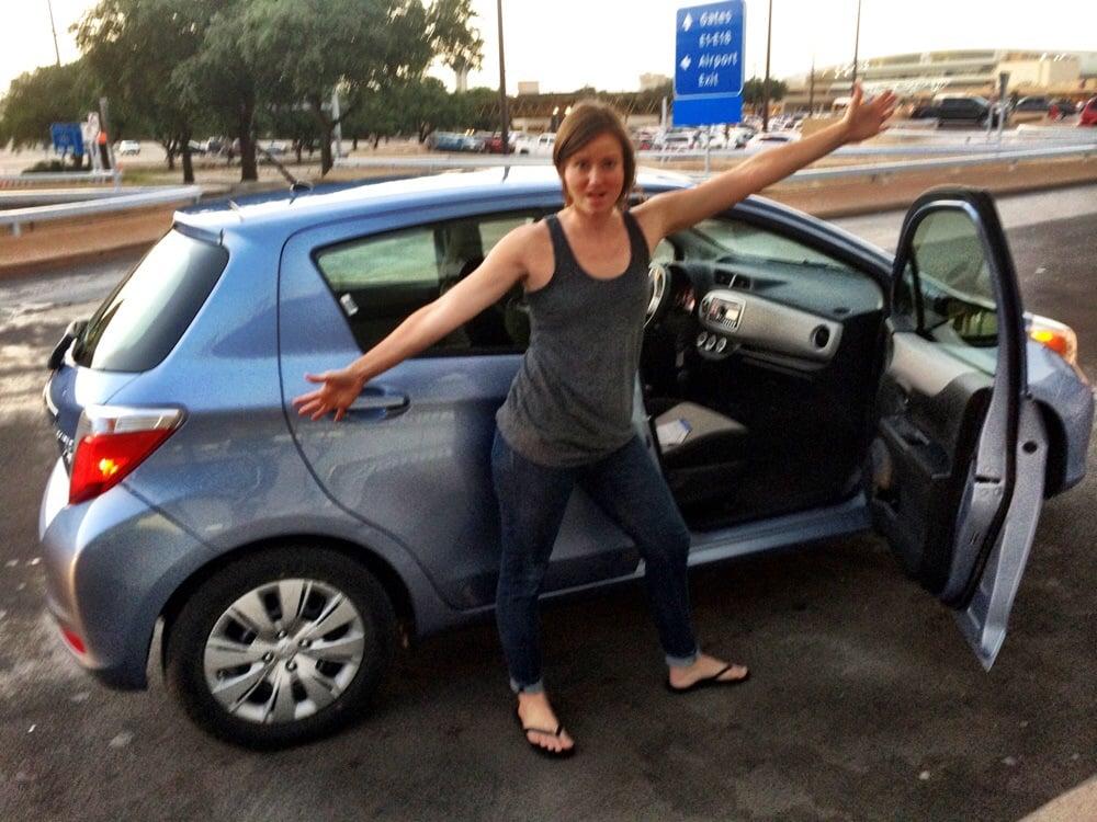 Wild Card Car Rental Thrifty