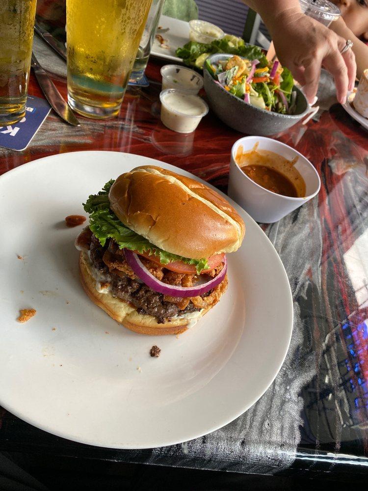Iron Axe Bar & Grill: 2842 S Ridgewood Ave, South Daytona, FL