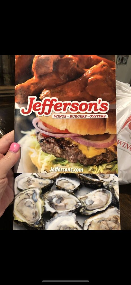 Jefferson's - Trenton: 4276 Hwy 136 W, Trenton, GA