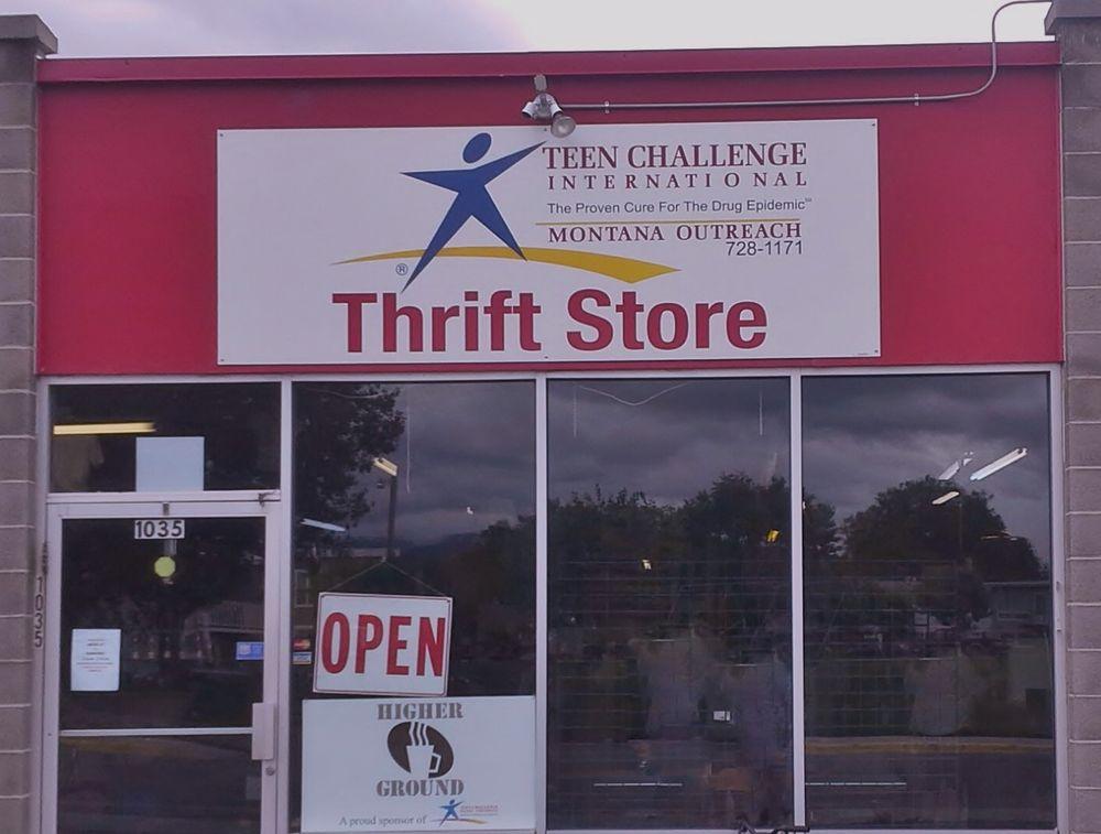 TC Resale and Donation Center - Missoula: 2036 Mullan Rd, Missoula, MT
