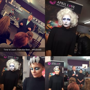 April love pro makeup academy