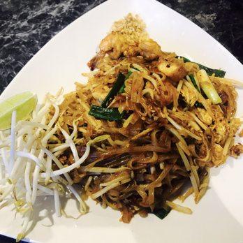 Bangkok Thai Garden Restaurant Garland Tx
