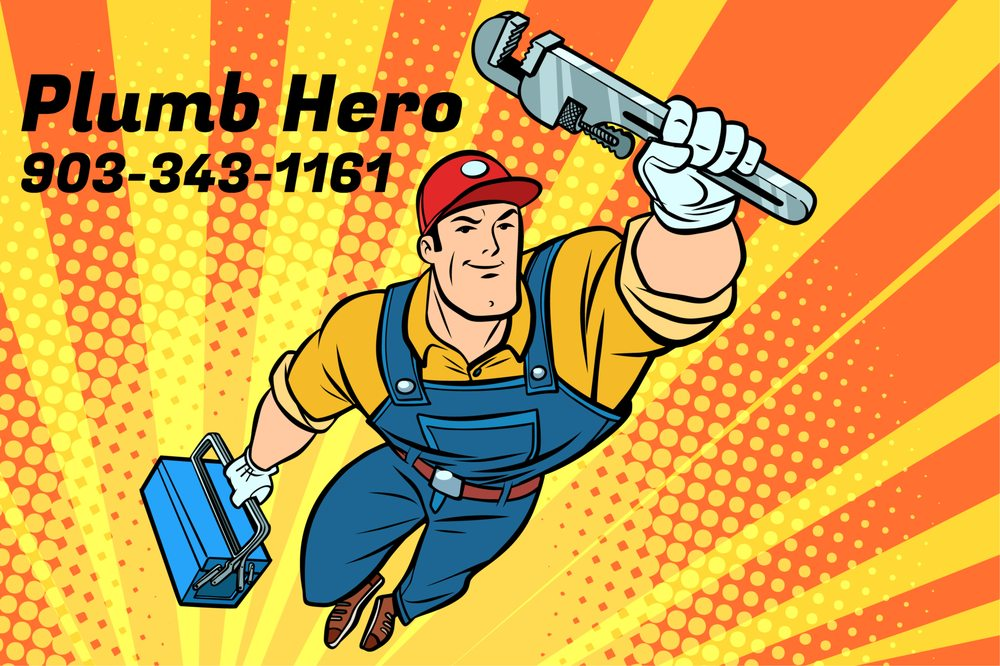 Plumb Hero: 645 Cherry Creek Ln, Canton, TX