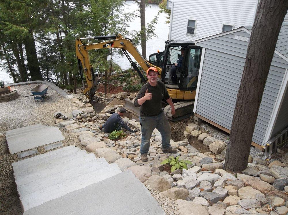Alton Excavation/PDK Cottages: Alton, NH